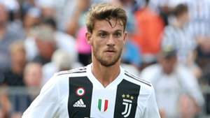 Daniele Rugani Juventus 2018