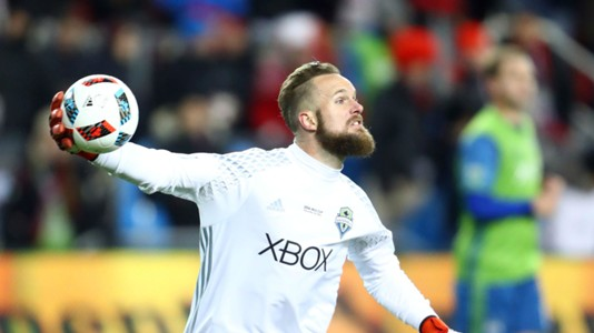 Stefan Frei Seattle Sounders 12102016