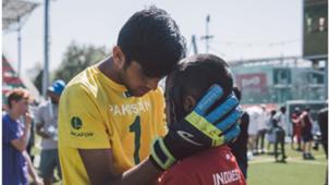 Pakistan & Indonesia - Piala Dunia Anak Jalanan