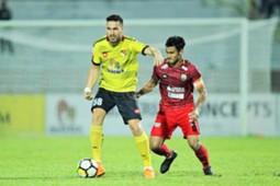 Angel Guirado, Negeri Sembilan, Shahrul Saad, Perak, Malaysia Super League, 06062018