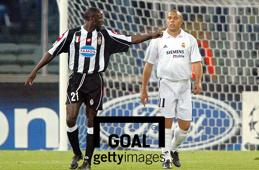 Thuram in Juventus