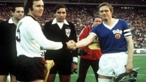 Alemania Democrática contra Alemania Federal 1974