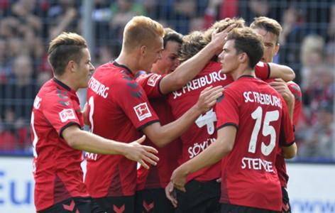 SC Freiburg 1899 Hoffenheim Bundesliga 20171001