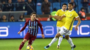 Abdulkadir Omur Josef de Souza Trabzonspor Fenerbahce 1282018