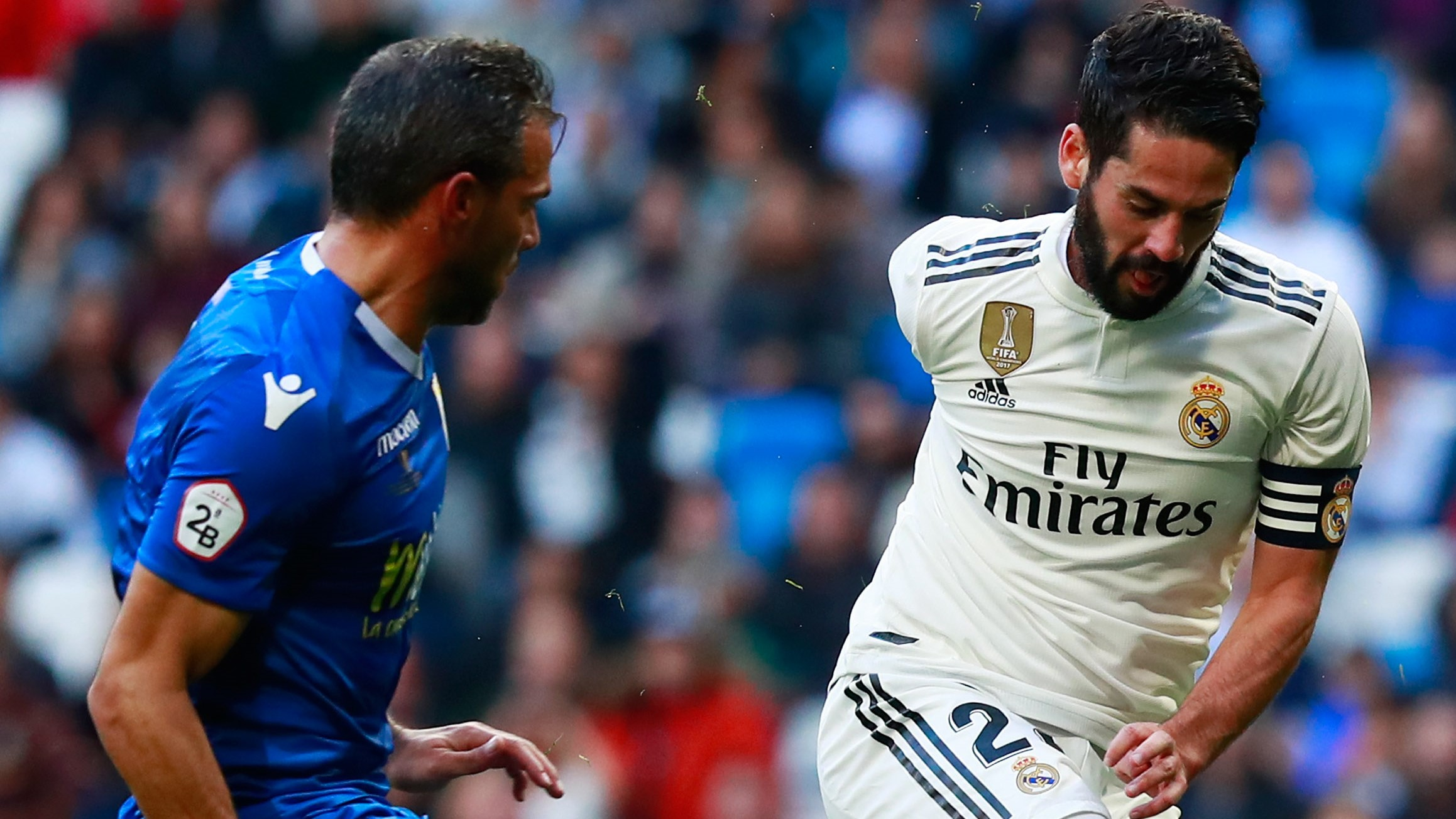 Isco Real Madrid Melilla Copa del Rey 06122018