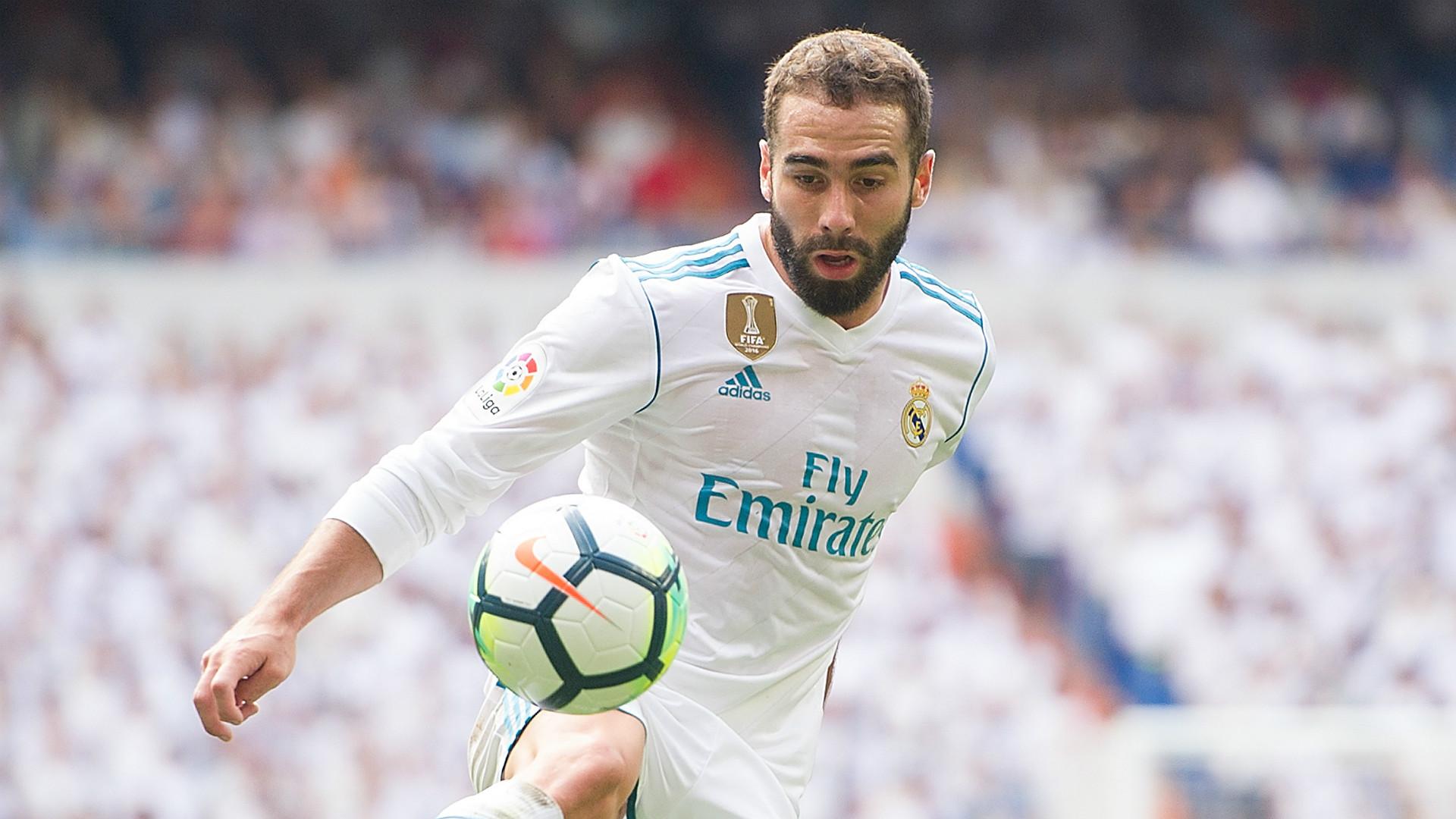 Dani Carvajal renueva contrato con Real Madrid