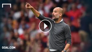 GFX Guardiola Manchester City