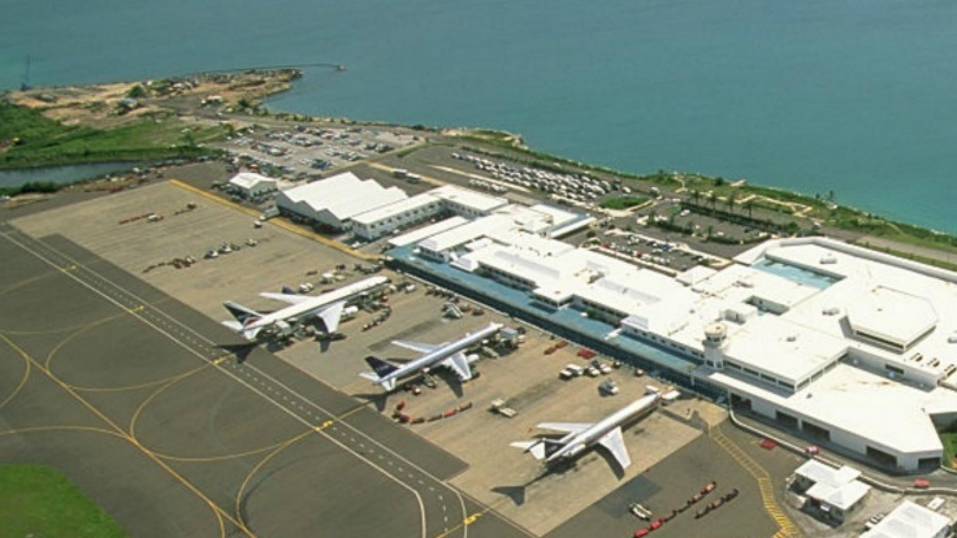 Aeropuerto de Bermudas