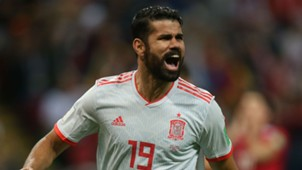 Diego Costa Spain World Cup 2018