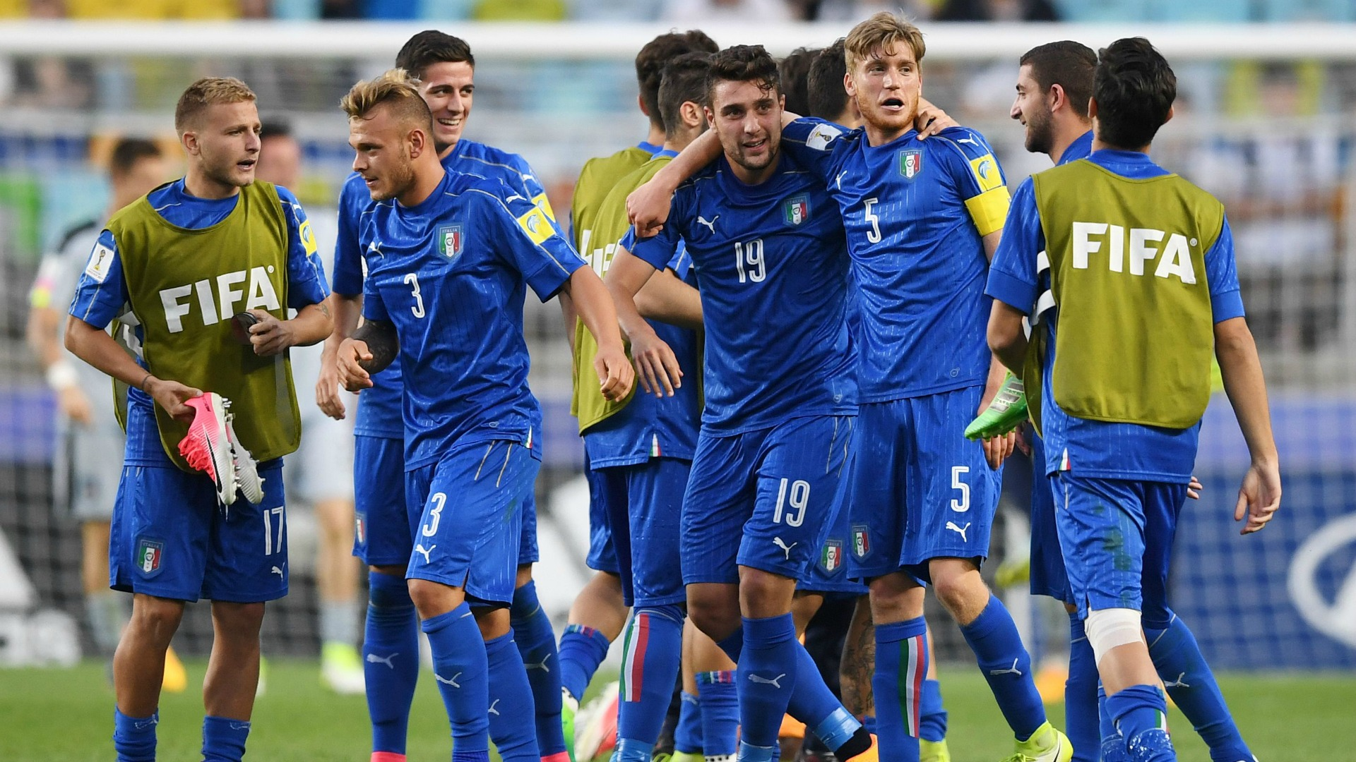 Mondiale under 20, Italia-Inghilterra 1-3: gli highlights