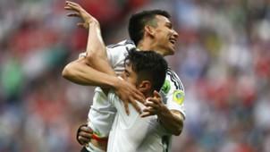 Nestor Araujo Mexico Confederations Cup