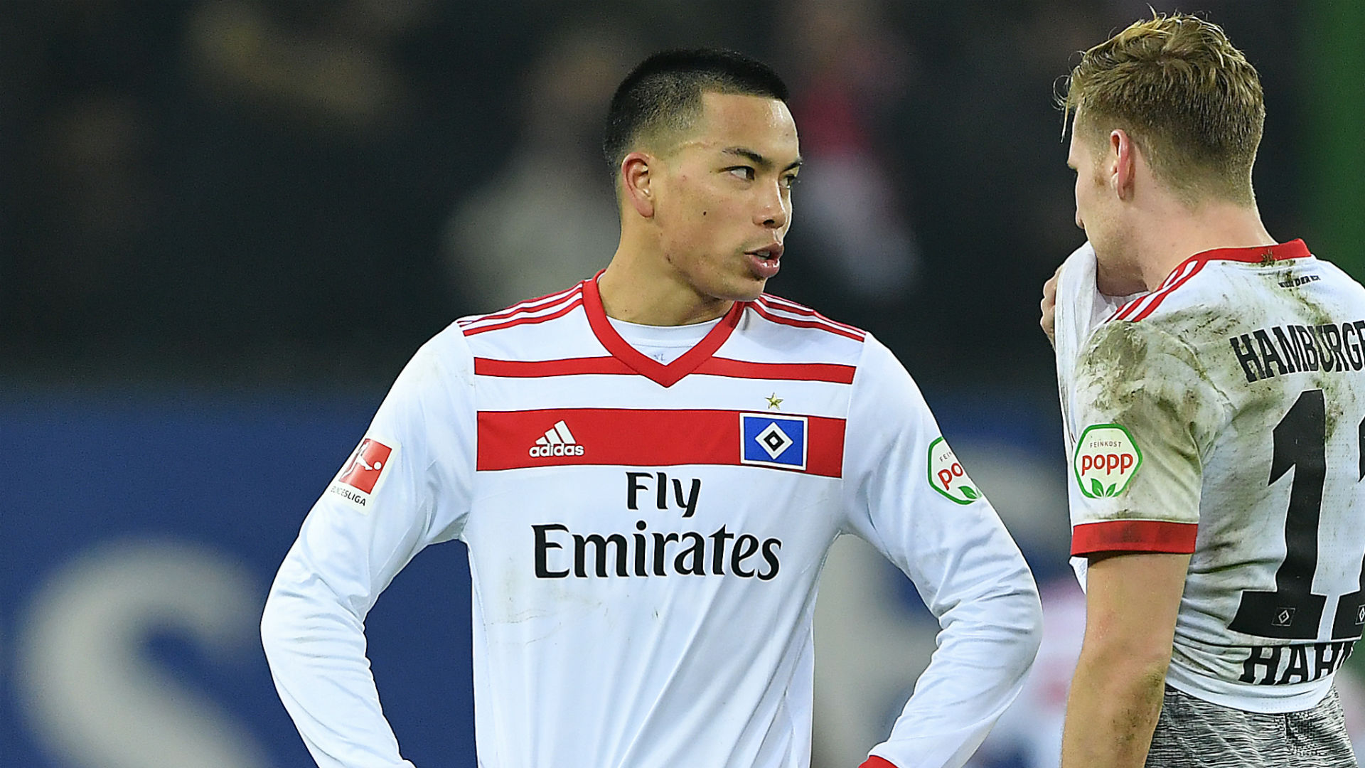 Bobby Wood Hamburg