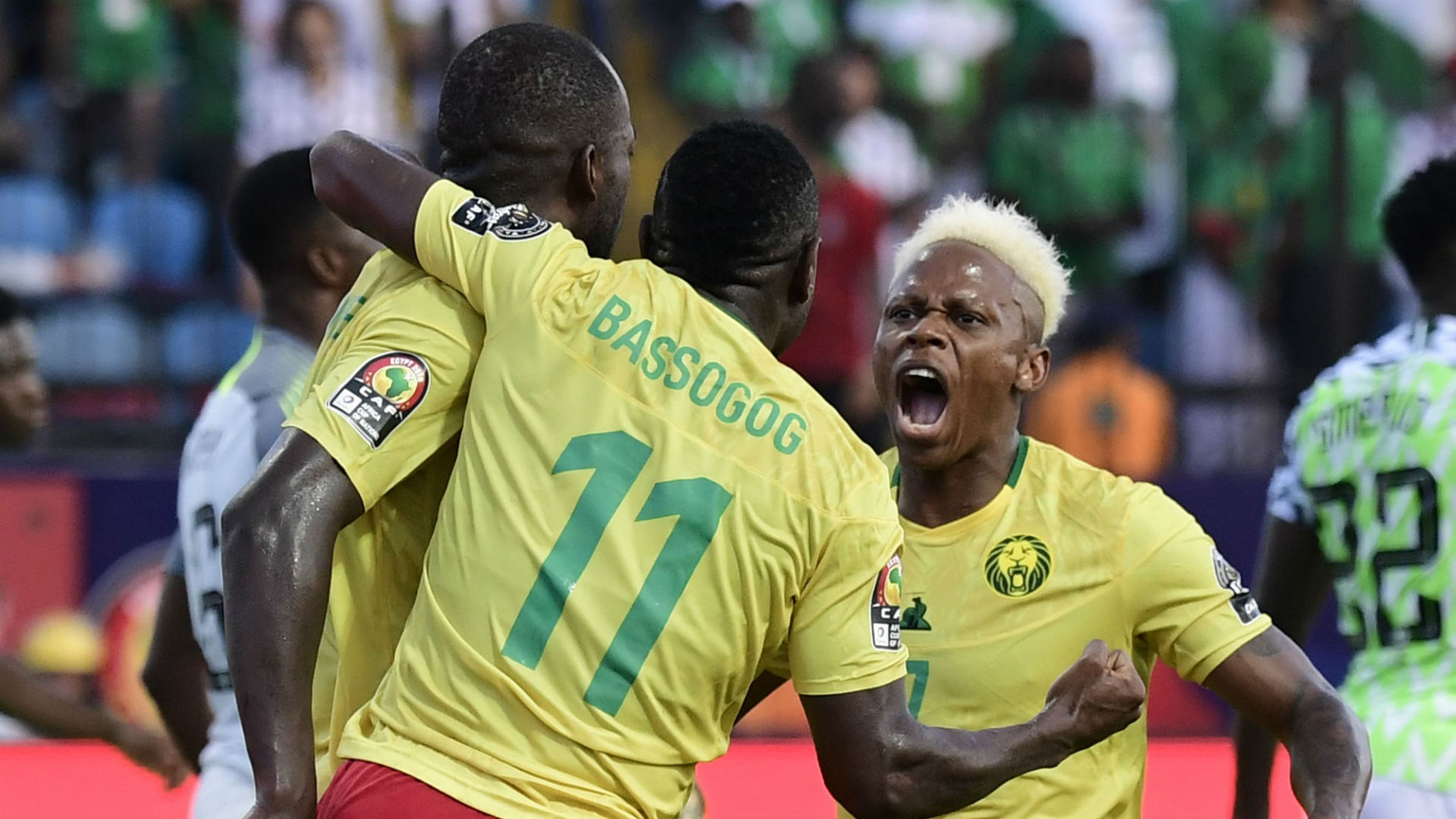 Cameroon Nigeria Africa Cup of Nations 060719
