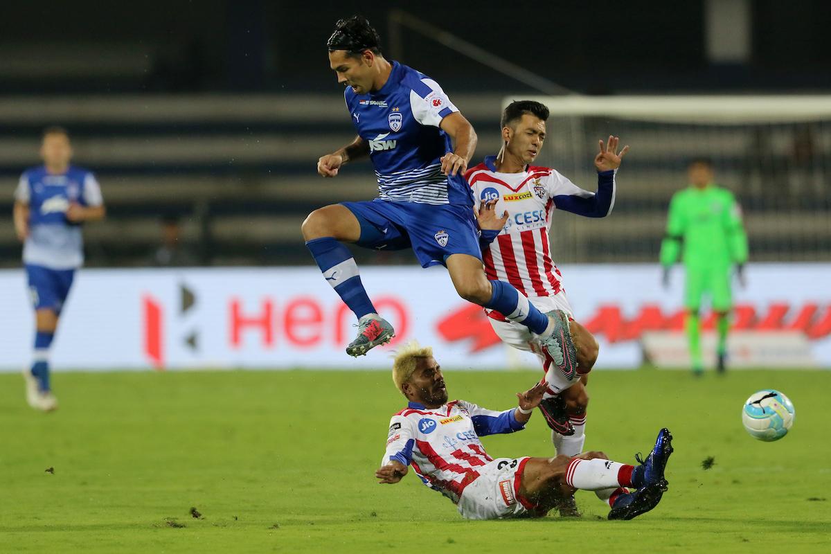 Bengaluru FC ATK Miku