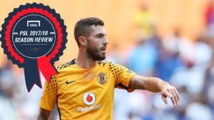 Daniel Cardoso of Kaizer Chiefs End of Season Review