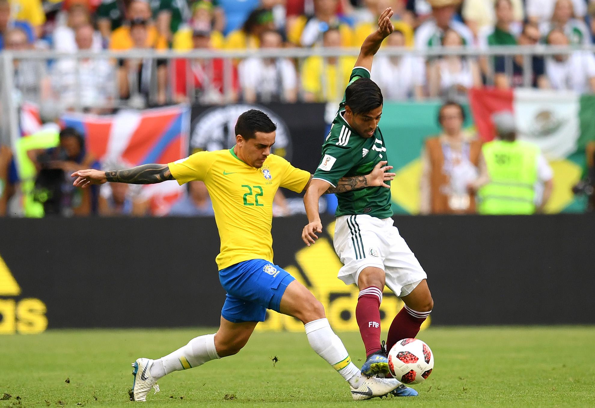 Resultado de imagen para seleccion mexicana rusia 2018