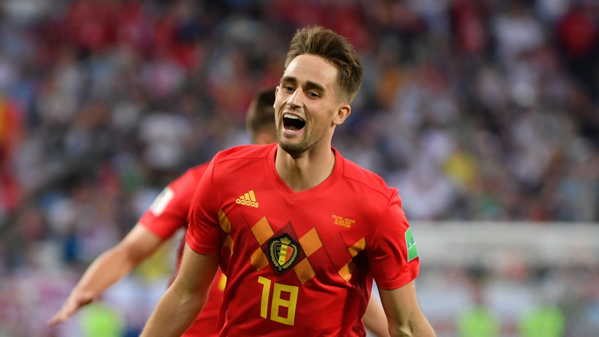 Adnan Januzaj Belgium England World Cup
