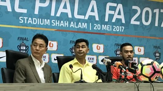 Nidzam Adzha, Khairul Helmi, Kedah, FA Cup, 19/05/2017