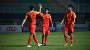 U19 Trung Quốc VCK U19 châu Á 2018