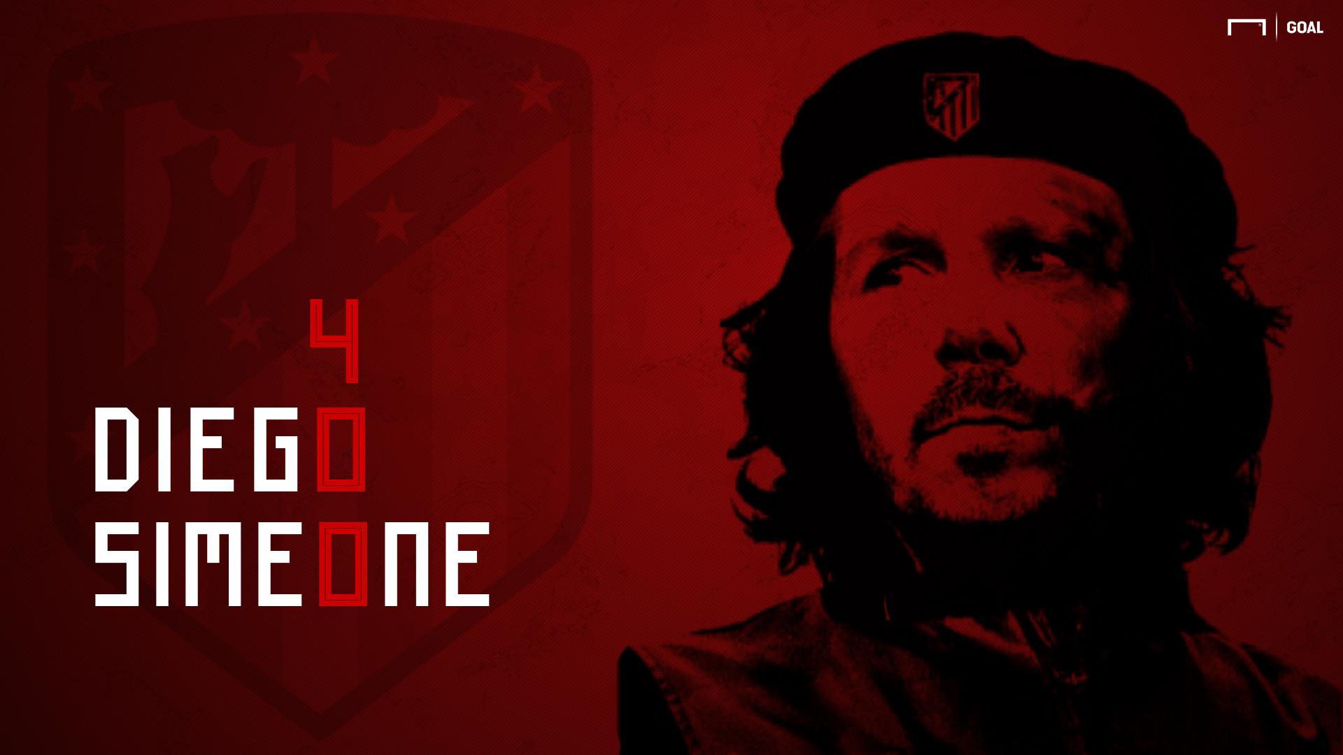 Diego Simeone Atletico 400 partidos