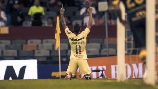 Mateus Uribe América