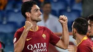 Pastore Roma Atalanta Serie A