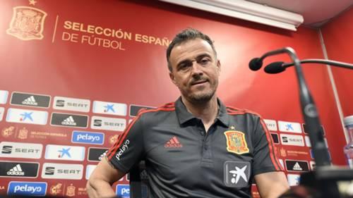 2019-03-24 Luis Enrique Spain