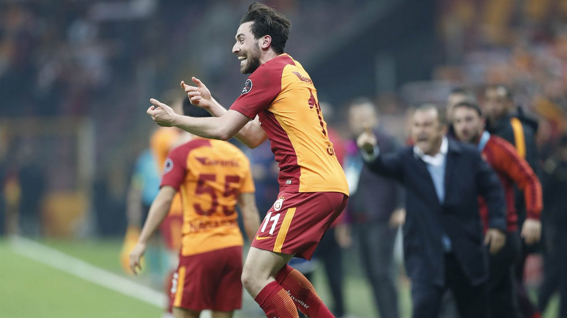 Sinan Gumus Galatasaray 3112018