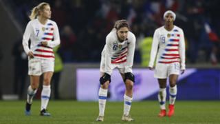 USWNT vs France 2019