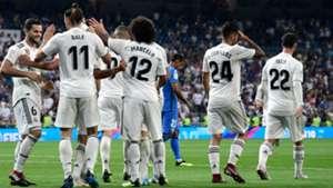 Real Madrid Getafe 19082018