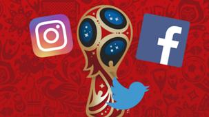 GFX 2018 World Cup Social Media