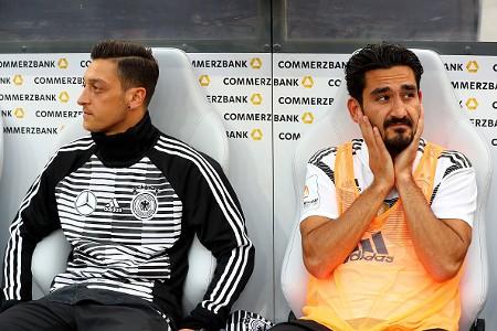 Gundogan & Ozil