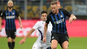 Milan Skriniar Giovanni Simeone Serie A