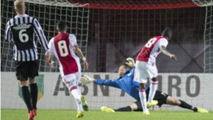 Jong Ajax - Achilles '29, Jupiler League, 09122017
