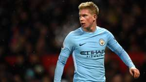 Kevin De Bruyne Manchester City 10122017