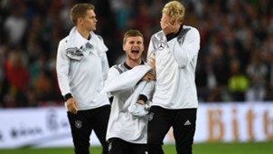 ONLY GERMANY Timo Werner Julian Brandt Germany