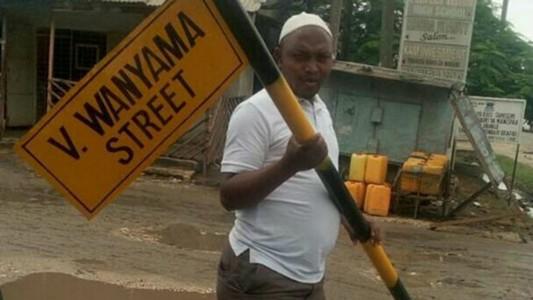 Tanzania is Wanyama Victor