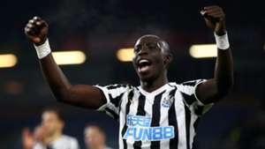 Mohamed Diame, Newcastle United