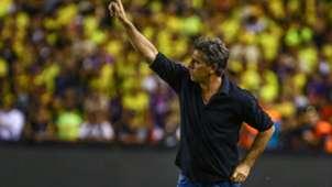 Renato Gaucho Barcelona SC Gremio Copa Libertadores 25102017