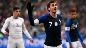 Antoine Griezmann France Uruguay Friendly 20112018
