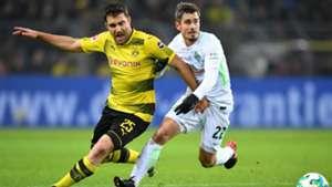 Sokratis Fin Bartels Borussia Dortmund Werder Bremen Bundesliga 09122017