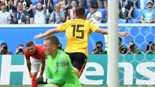 Meunier Bélgica Inglaterra Copa do Mundo 14 07 2018