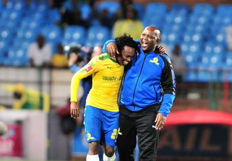 Mosimane: South Africa needs someone in the EPL