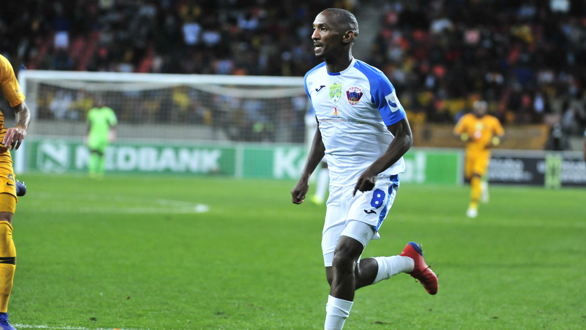 Thabo Rakhale of Chippa United v Kaizer Chiefs, April 2019