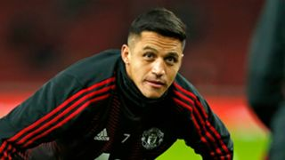 Alexis Sanchez Manchester United 2018-19