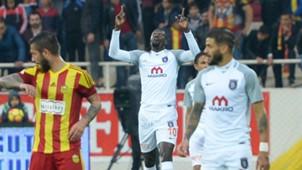 Emmanuel Adebayor Yeni Malatyaspor Basaksehir TSL 11052017