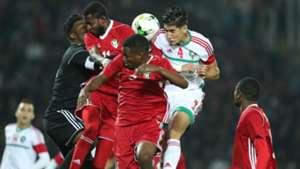 Morocco v Sudan Chan 2018.