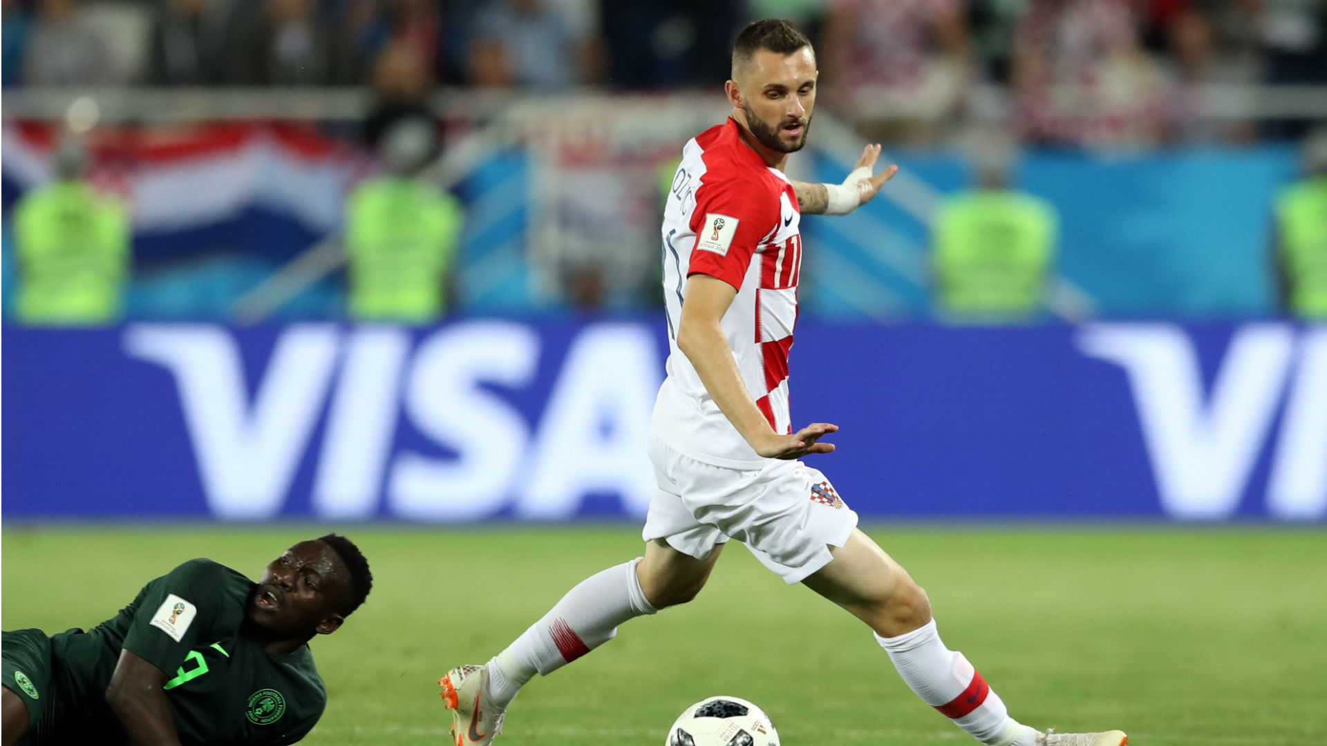 Croatia Nigeria World Cup 2018 Brozovic