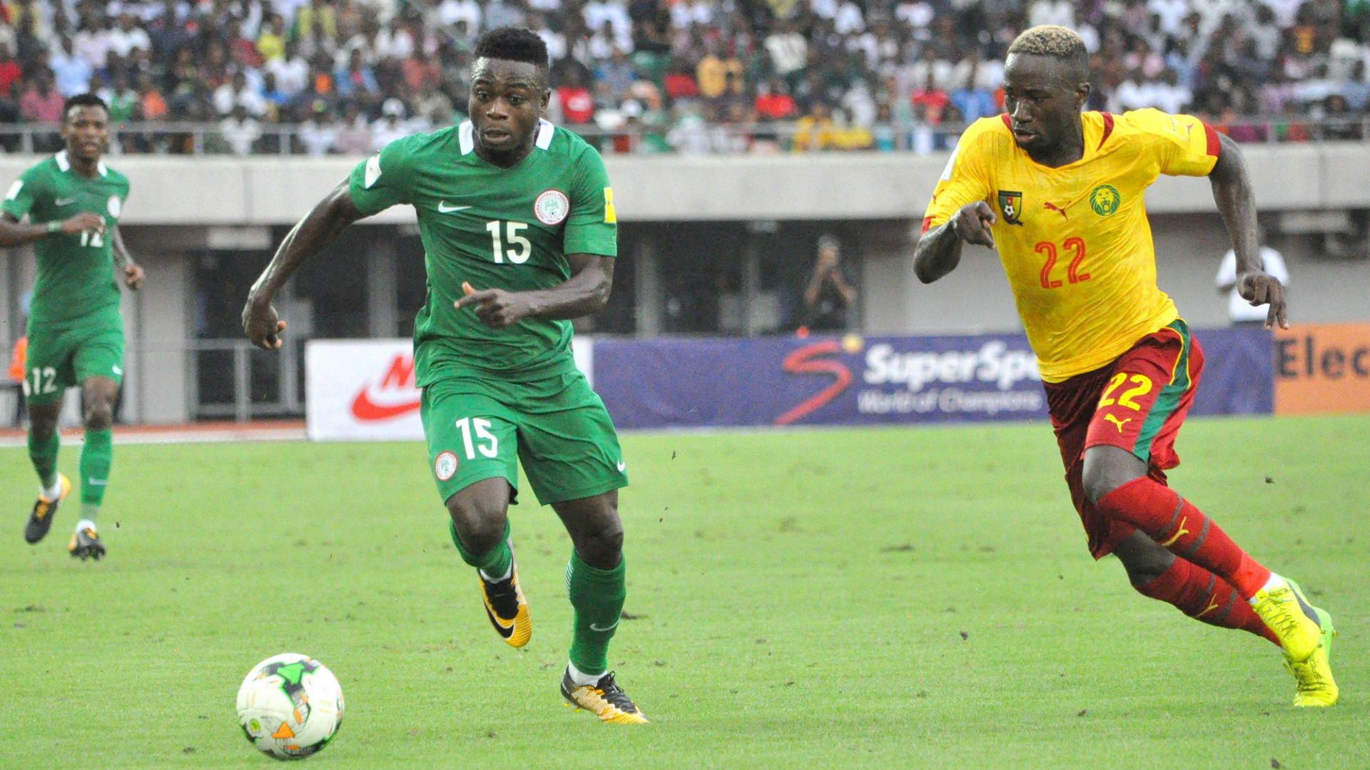 Nigeria V Zambia Clash - It's Fire for Fire - Mikel