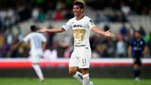 Matías Alustiza Liga MX Pumas